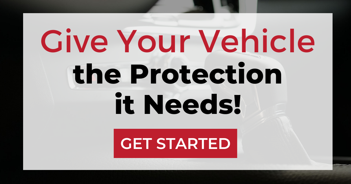 give your vehicle the protection it needs