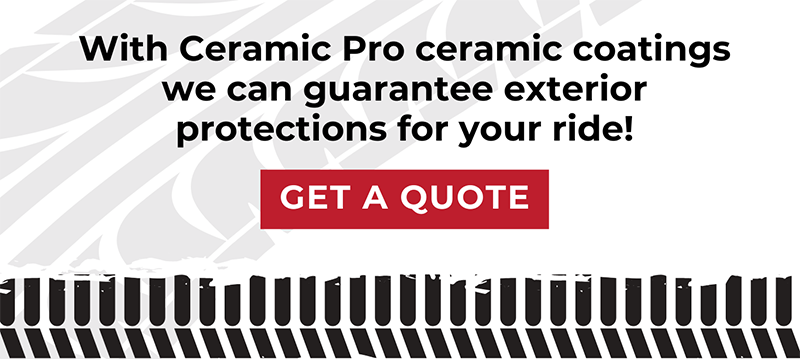 ceramic pro ceramic coatings